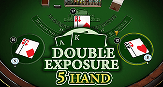 Double Exposure (5 Hand)