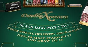 Double Exposure Blackjack Professional Series
